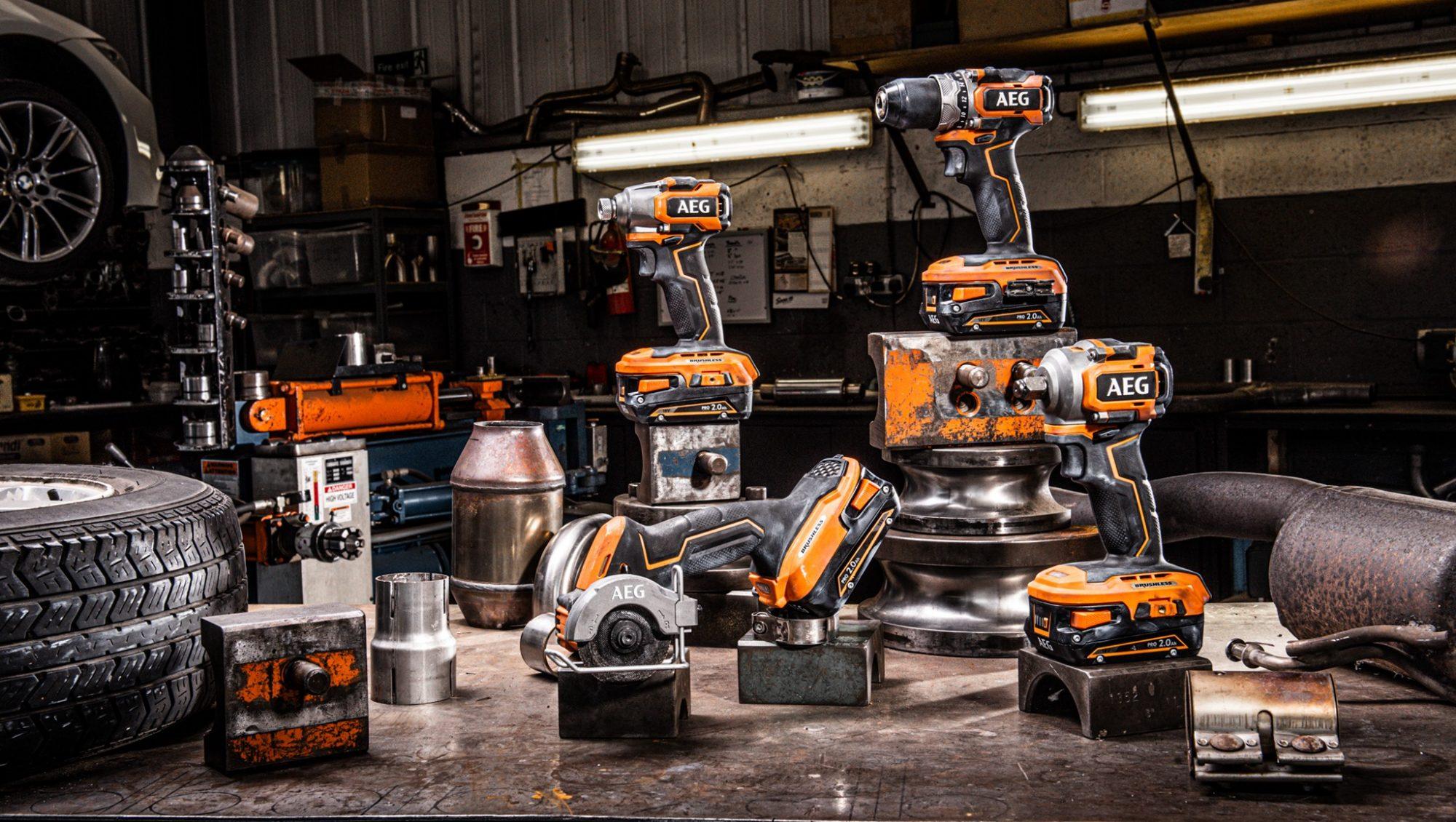 تصویر ست ابزارآلات